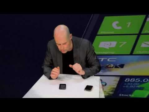 HTC Windows Phone 7 prima nieuwe smartphone